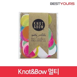 Knot&Bow 컨페티 종이 꽃가루 PCSS-AS 콘페티